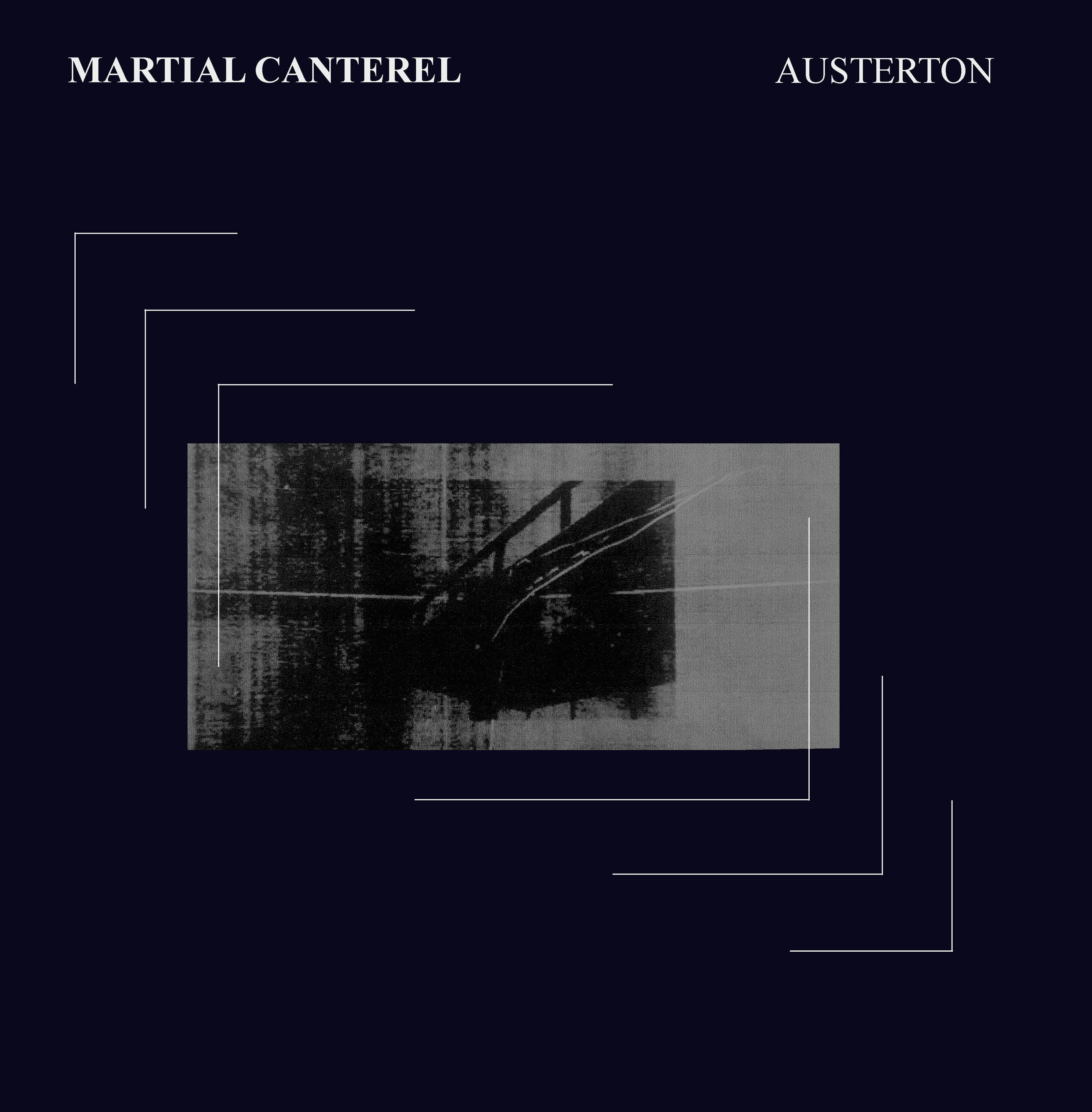 Onderstroom Records, Martial Canterel - Austerton LP and more